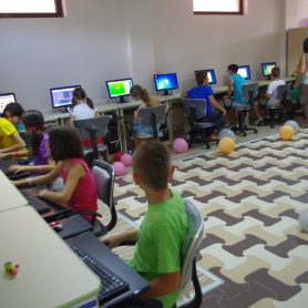 Sala de informatica